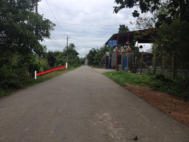 Bán đất khu dân cư Phước Thạnh Củ Chi 1020m2 giá 450 triệu