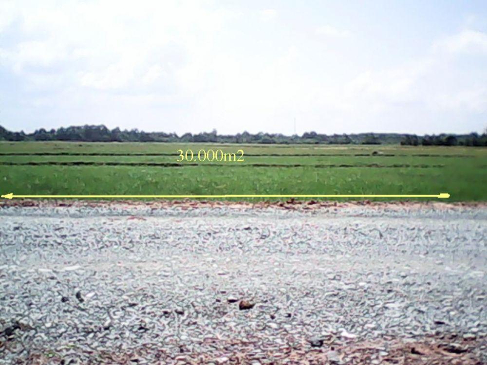 Bán đất làm trang trại 30.000m2 củ chi tp HCM giá 4 tỷ 5