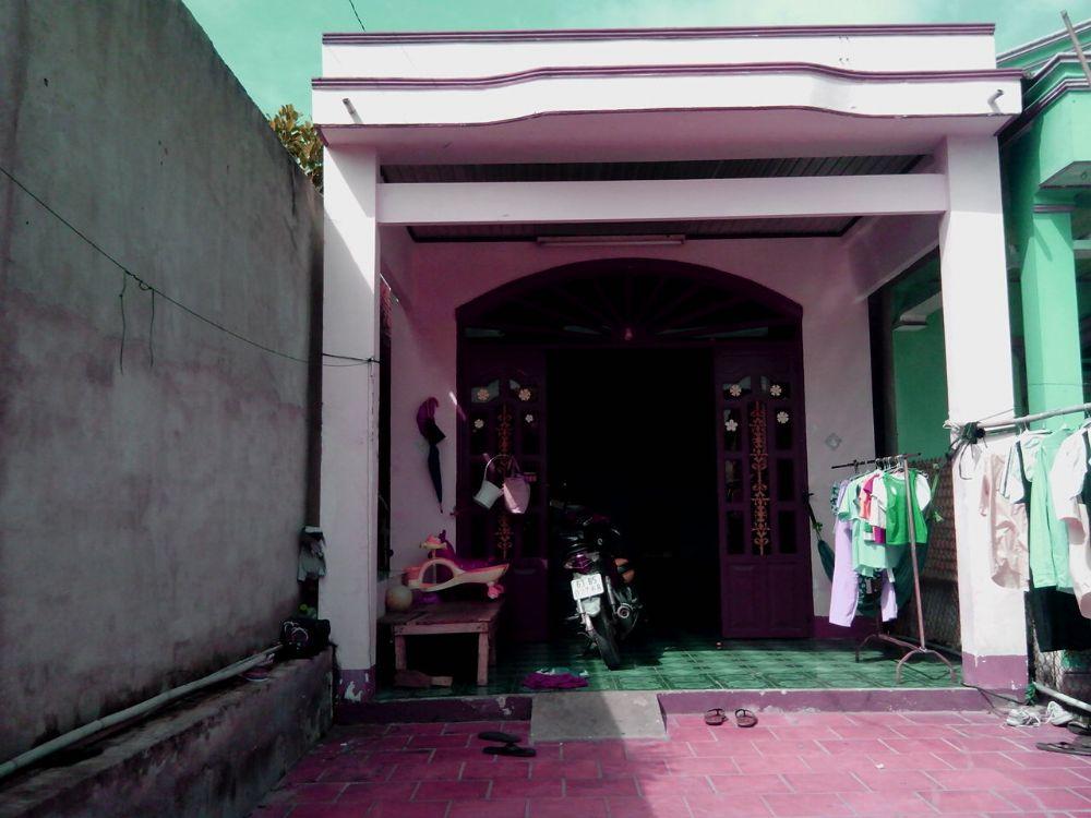 Bán nhà thị trấn Củ Chi Tp HCM 4.5m x 27m ,giá 660tr (c. Lành 0974924839).