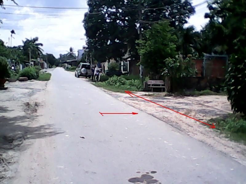 Bán đất khu Việt Kiều Xã Tân Thông - Củ Chi 8m x 45 (300m thổ cư) giá 1tỷ150 triệu (0949.118.083)