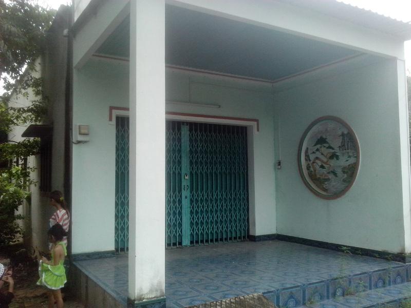 Bán 360m2 nhà + đất Tân An Hội thị trấn Củ Chi giá 750 triệu