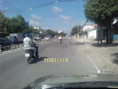 Bán đất mặt tiền tỉnh lộ 8 thị trấn Củ Chi giá 13 triệu/m2