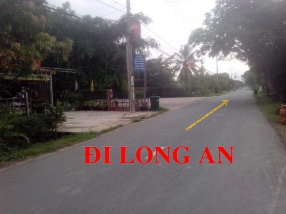 Bán đất Mặt tiền TL.7 xã Thái Mỹ. huyện Củ Chi giá rẻ 1120m2=700tr .