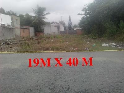 Bán đất khu Việt Kiều Xã Tân Thông - Củ Chi 19m x 40 (30m thổ cư) giá 2triệu/m2 (0949.118.083)