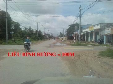 Bán đất khu Việt Kiều Củ Chi 10m x 50 m(200m thổ cư) giá 2,5triệu/m2 (0949.118.083)