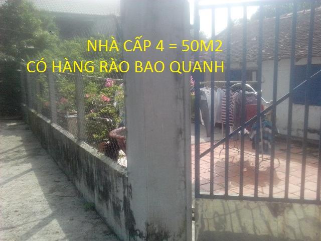 Bán nhà đất thổ cư mặt tiền quốc lộ 22 xã Phước Thạnh ,Củ Chi giá 2 triệu (1m2)