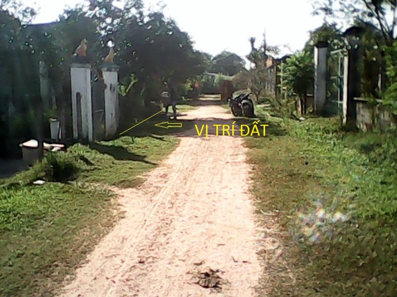 Bán đất nền khu dân cư xã Phước Thạnh ,Củ Chi giá 160 triệu