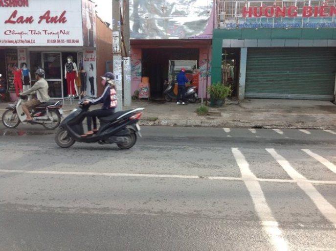 Bán nhà mặt tiền giá rẻ quận 12 thành phố Hồ Chí Minh